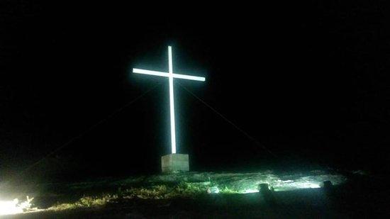 Jequie, BA: Cruz da Pedra do Curral Novo