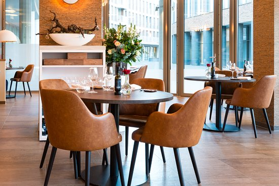 Interieur Restaurant Marrees