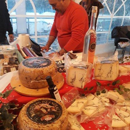 Bodega Castell Miquel: Mercado Navideño 2018