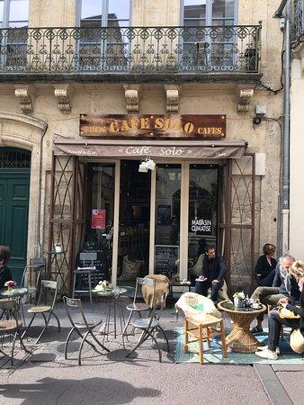 CAFE SOLO, Montpellier - Saint-Roch - Ristorante Recensioni, Numero di Telefono & Foto - Tripadvisor