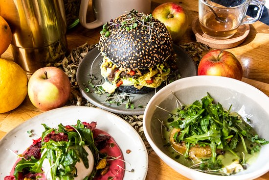Health Inside Paris Le Marais Menu Prices Restaurant