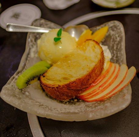 Shabuzen, Kyoto Gion: Loved this dessert