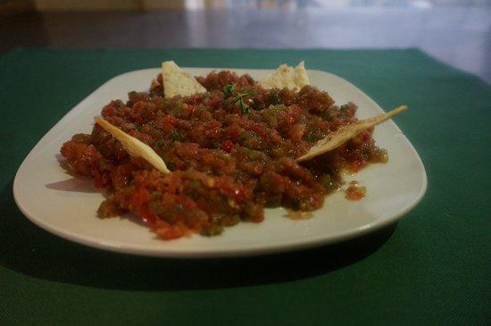 Spicy Ezme