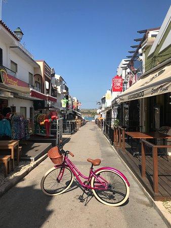 Alvor - rent a bike