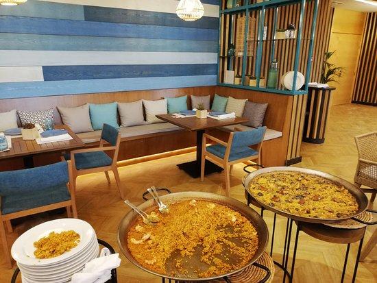 Restaurante Arrozante Granada: El servicio de los arroces