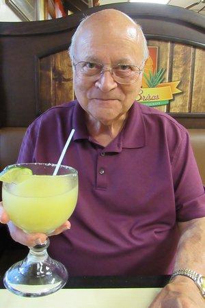 Τσάρλεστον, Μιζούρι: Tom loves the margaritas