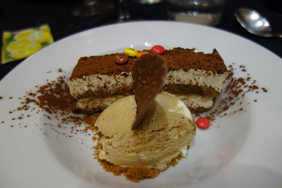 Baylies Tiramisu with Cappuccino ice cream