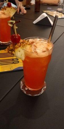 Espaco DO AR: mais um belo e delicioso drink