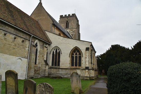 St Mary and St Michael's Church