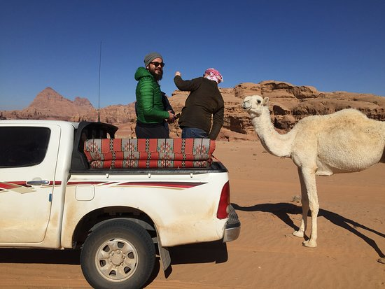 Wadi Rum, Giordania: getlstd_property_photo