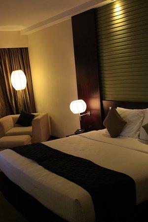 luxurious grand city hotel