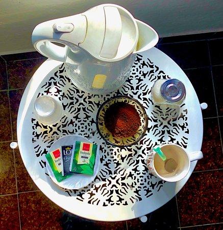 Coffe/Tea Corner