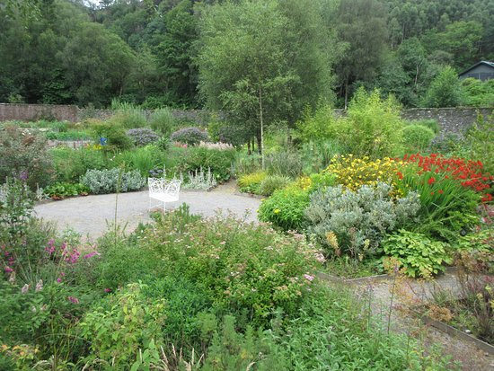 Dunoon, UK: This is the center of the Sensory garden