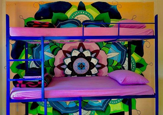 Namaste Hostel: Room