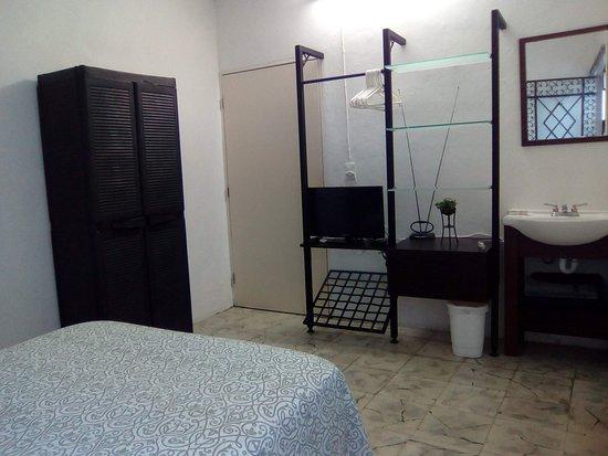 Mi Ca-sa en Merida: Apartamento 2: Dormitorio