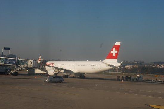 Swiss International Air Lines [SWISS] – fotografija