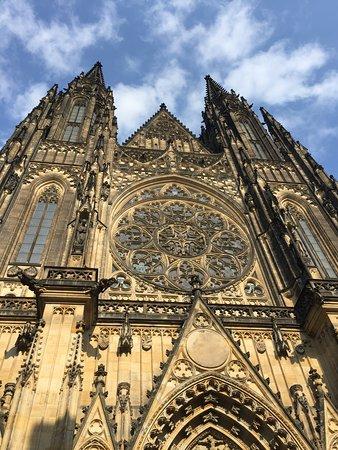 Free tour de la ciudad vieja y barrio judio de Praga: Tour del castello