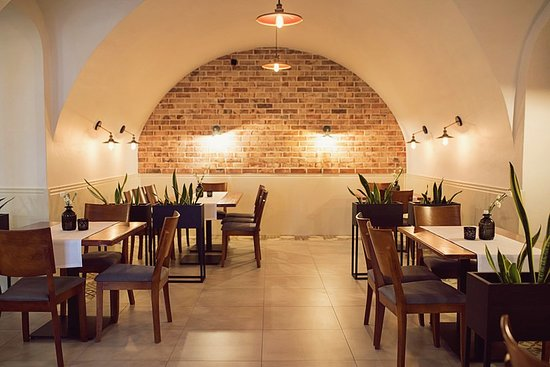Pod Arkadami Kuchnia I Wino Kluczbork Recenzje Restauracji