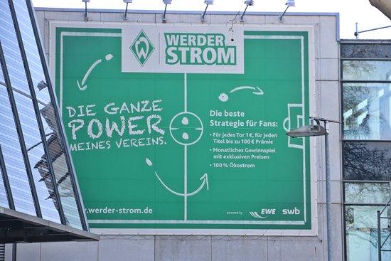 Weser Stadion (Weser Stadium): Bremen - Weserstadion 3
