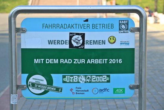 Weser Stadion (Weser Stadium): Bremen - Weserstadion 4