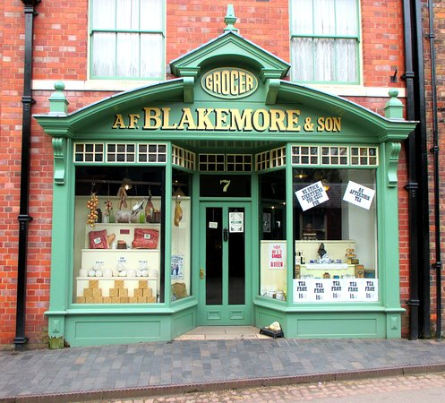 Blists Hill Victorian Town: Shop