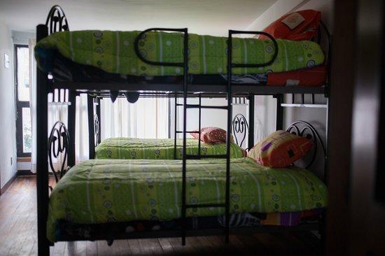 Habitacion 4, capacidad para 4 personas