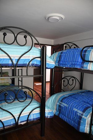 Room 3, Capacity 4 beds