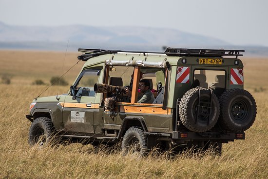 Wildlife Photography Safari in Tanzania and Kenya. On Safari with Features Africa Journeys