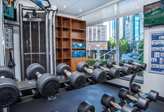 Best Western Premier Chateau Granville Hotel & Suites & Conf. Centre: Fitness Center