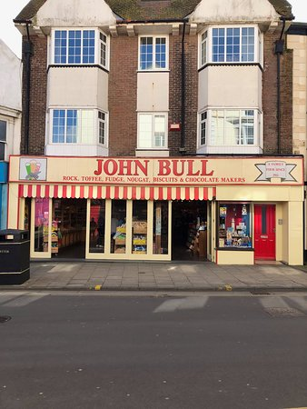 John Bull Confectioners