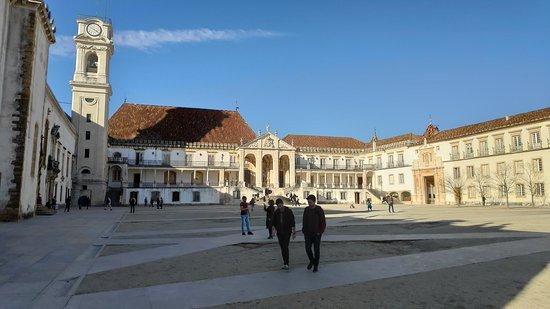 Paço das Escolas, Universidade de Coimbra (Coimbra Heritage&Academical Traditions)