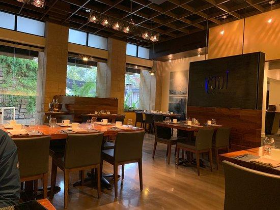 Lucy Restaurant and Bar: Yummy food.