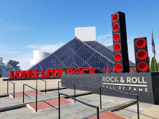 Rock & Roll Hall of Fame: another view