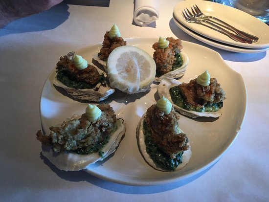 Great oysters!!