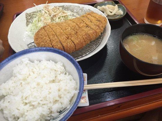 Yoshii Tohachi: とんかつ東京X!