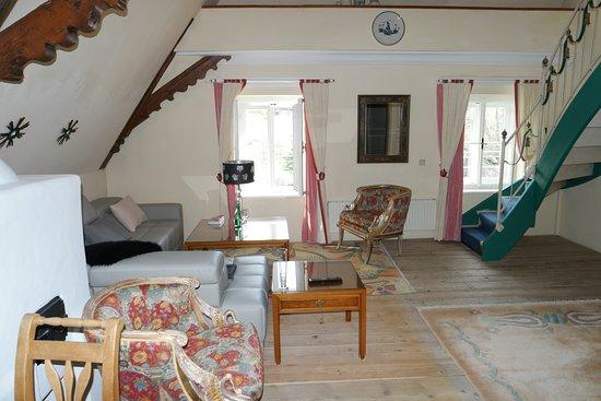 Mattsee, Österreich: wir haben auch ähnliche Zimmer angesehen, die waren noch eindrucksvoller