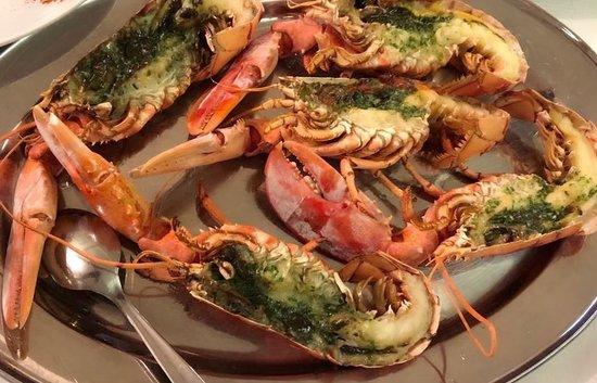 Nice lobster