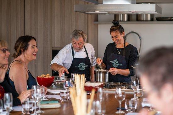 Ross Hill Wines Barrel & Larder Cooking School