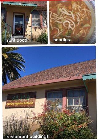 front door & food