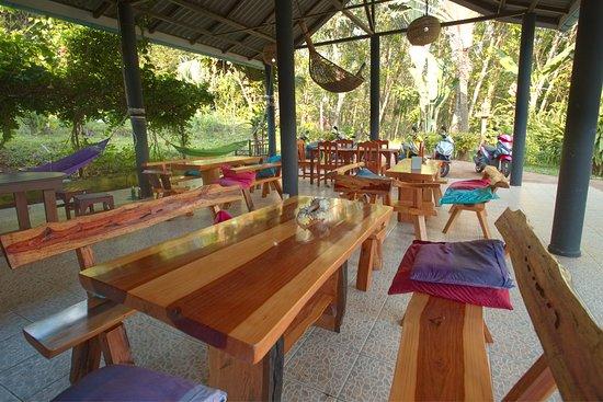 sea View resort koh mak Restaurant