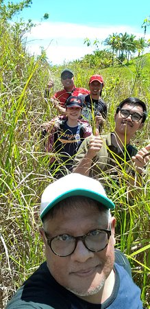 North Sulawesi, Indonesia: Danau cinta di pulau makalehi pulau terluar paling barat indonesis
