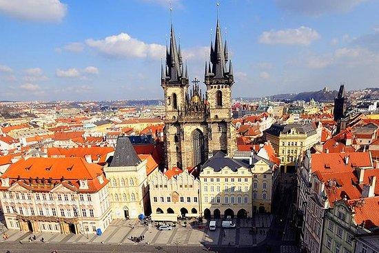 Stadtrundfahrt: Prag an einem Tag
