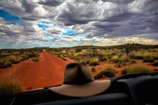 Mount Conner 4WD Small Group Tour from...