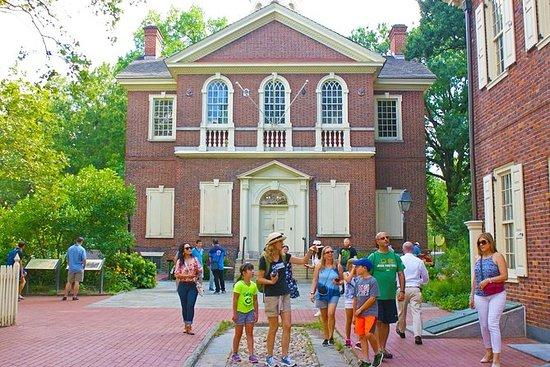 Excursão Pais Fundadores na Filadélfia
