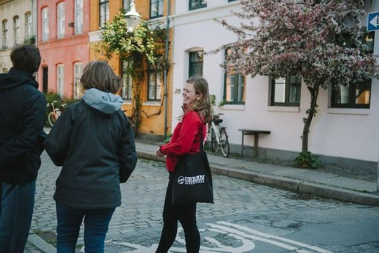 Tour a piedi della cultura danese