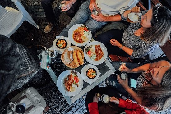 Prague Beer and Czech Tapas Evening Walking Tour (387652613)
