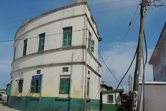 Accra Arkitektur og Nabolag Tour
