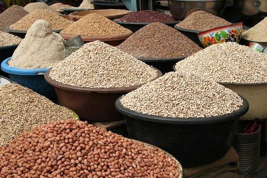 Kumasi Food Tour: visita al mercato e