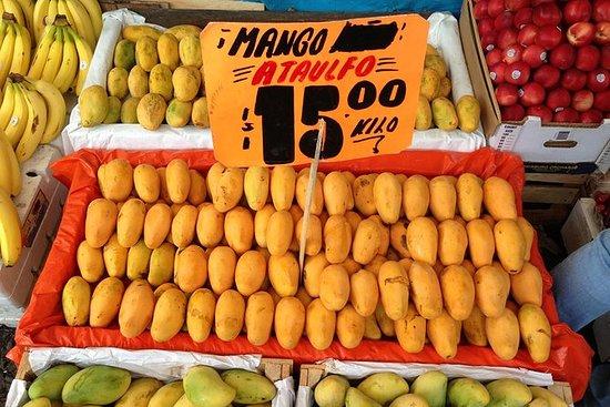 Mexico City Original Markets & Street...
