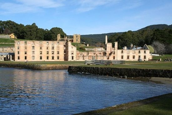 Cruise Ship Special from Hobart: Port Arthur Shuttle with free WiFi: Hobart Shore Excursion: Port Arthur Shuttle